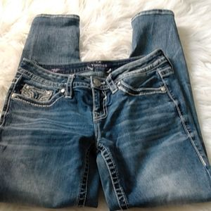 Vigoss skinny jeans junior Size 1